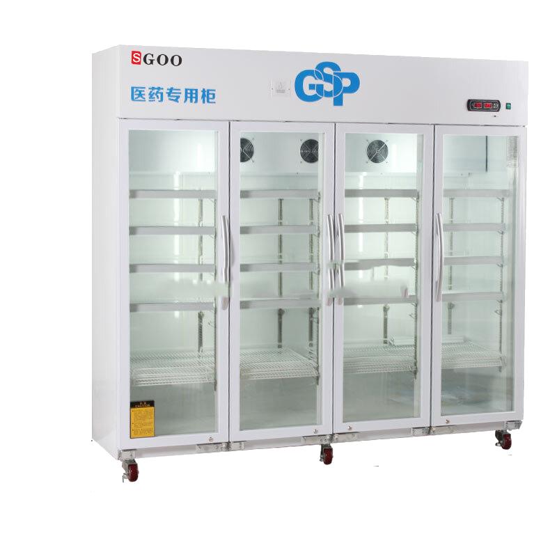 LC2000(D)四门药品阴凉柜