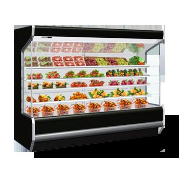 F1-A型风幕柜,水果风幕柜
