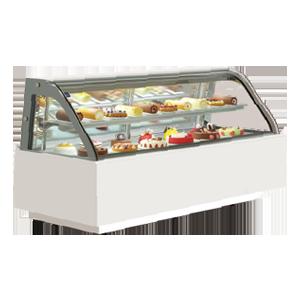 HX-T50第五代圆弧风冷柜