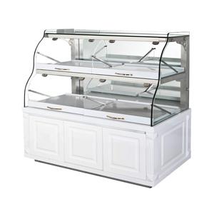 R&单面展示面包展示柜