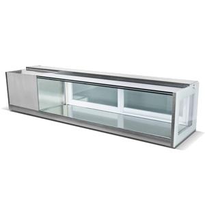 R&豪华直角寿司展示冷柜