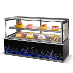 R&Japanese stylerefrigerated bakery cases