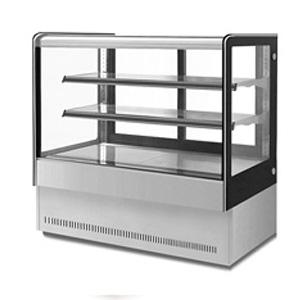 bakery glass showcase