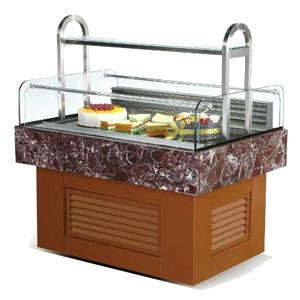 BX高端敞口蛋糕柜