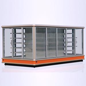 SG16CL four-sided commercial beverage cooler