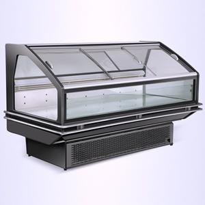 SG18PD-风冷斜面冷藏冷冻柜