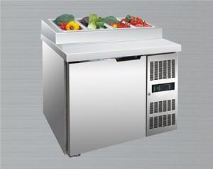欧式冷井沙拉台