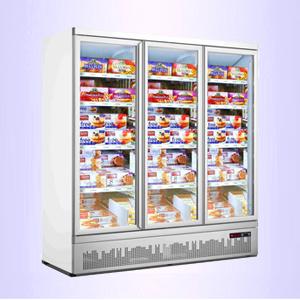 底置立式冷冻柜