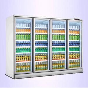便利店饮料柜