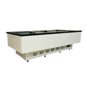 HM-HD-1600S平底海鲜柜