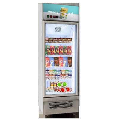 -22℃单门冷冻柜