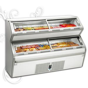 冰淇淋子母柜