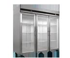 A型玻璃门陈列柜