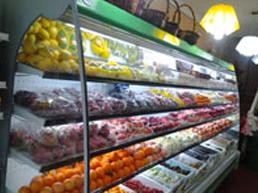 陕西 华圣果业11SY 水果店绿色